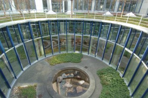 Helle Räume in unserem Seminarzentrum.
